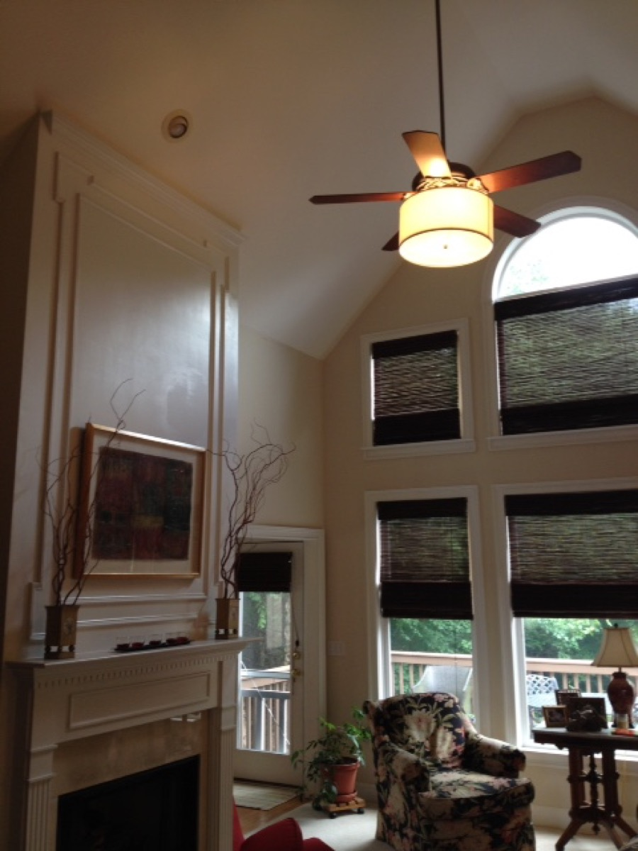 Ceiling Fan Light Kit Customer Photo